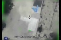 A new IDF video shows Israeli military aborting attacks on Hamas to avoid hitting Palestinian civilians.