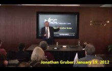 ObamaCare architect Jonathan Gruber said back in 2012 that subsidies were only permitted per the law in SBMs, or state-based exchanges.