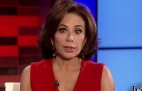 """In her monologue on """"Justice"""" Saturday, Judge Jeanine Pirro said """"it's time"""" to be worried about Ebola spreading in the U.S., and questioned our readiness."""