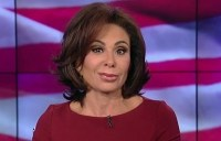 """Have we lost all semblance of respect, decency and honor for those who put their lives on the line everyday?"" Judge Jeanine Pirro asked on ""Justice"" Saturday night."