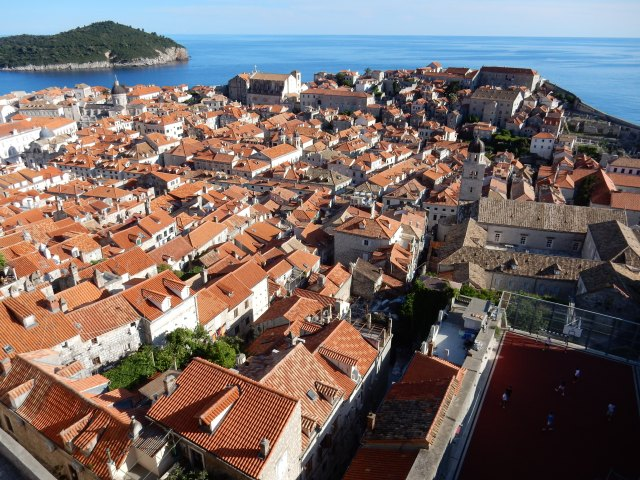 Dubrovnik, Walled City, Croatia