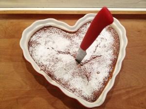 torta yogurt a cuore