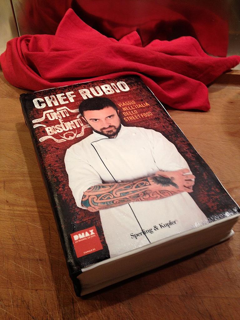 libro chef rubio