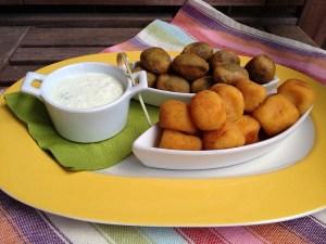 zaz olive e crema fritta