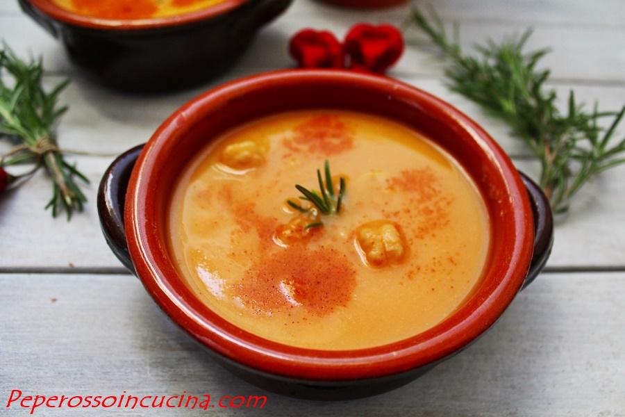 zuppa di ceci oriz