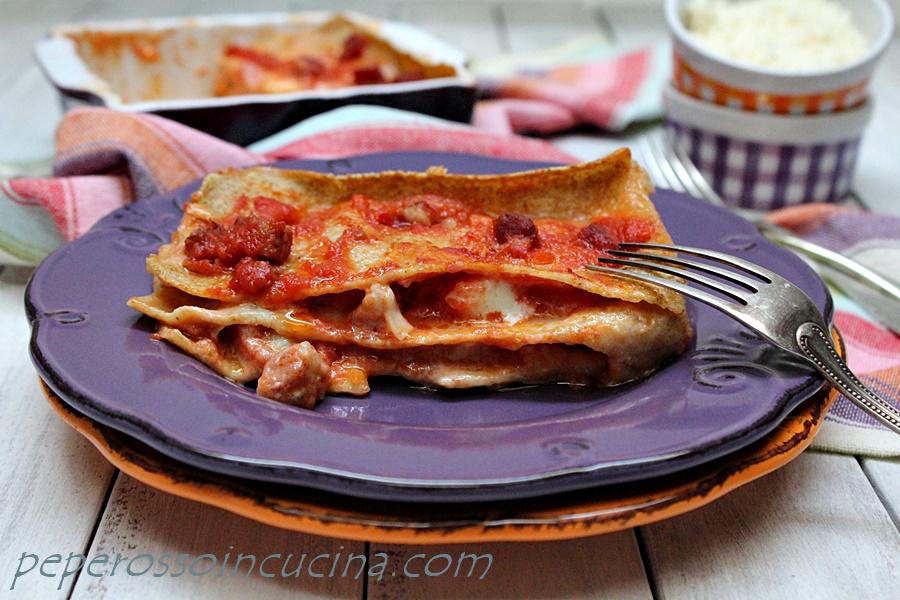 Lasagna tot