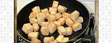 Paneer Sandwich steps and procedures