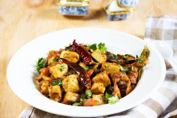 Hot n Spicy Chettinad Paneer