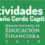 3 razones para ir a la Semana Nacional de Educación Financiera 2016
