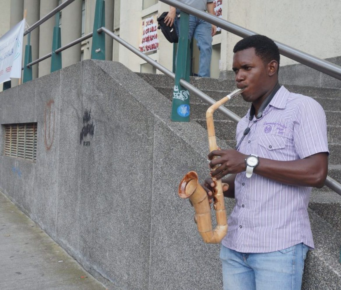 Street Music of Pereira