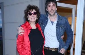 Graciela Borges y Juan Cruz Bordeu