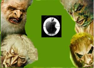 troll apple