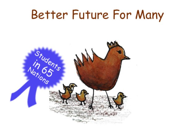 a better future through design