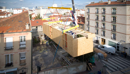 construction illégale