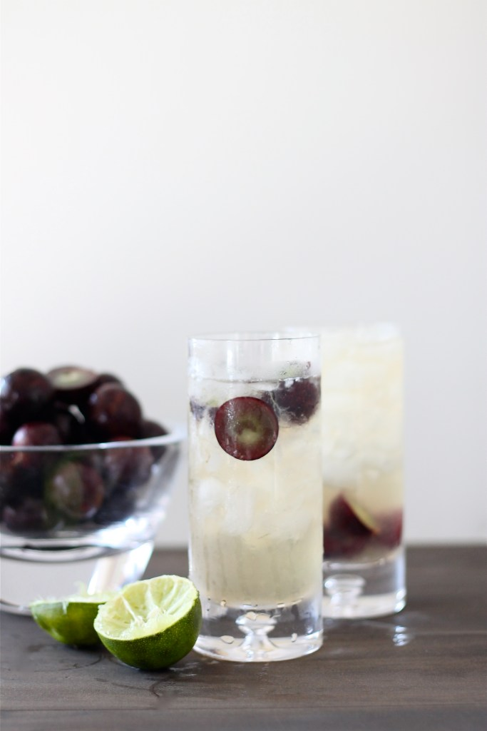Muscadine Smash Cocktail