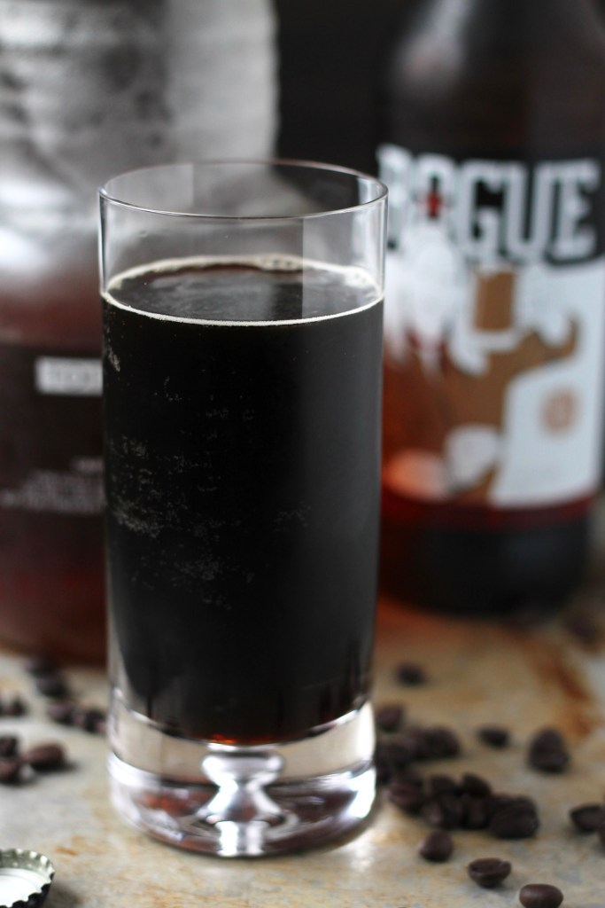 Chocolate Stout and Cold Brewed Coffee