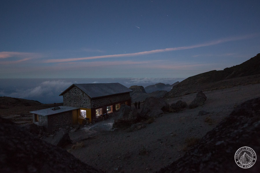 Pico de Orizaba's Piedra Grande Refugio