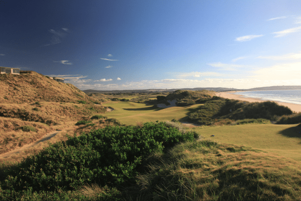 Barnbougle Lost Farm - No. 15 - Photo by Gary Lisbon
