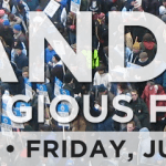 Will You Stand for Religious Freedom, June 8