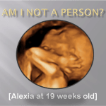 Picture of Alexia. Am I not a Person