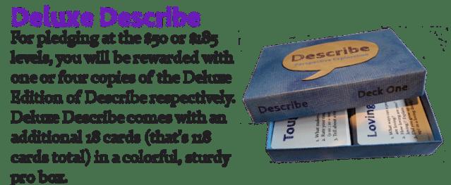 Describe DeluxeFinal