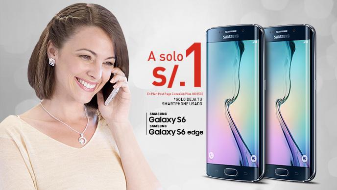Claro baja sus precios y lanza nueva promoción con los Galaxy S6 y Galaxy S6 Edge