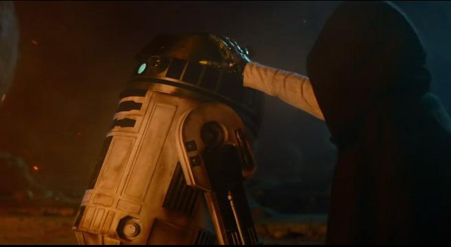 Nuevo teaser de 'Star Wars: The Force Awakens' trae más de una sorpresa