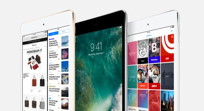 El iPad Mini 4 se vende más barato que nunca en tienda local