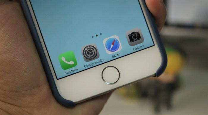 [Truco] Cómo esconder la transparencia del dock del iPhone