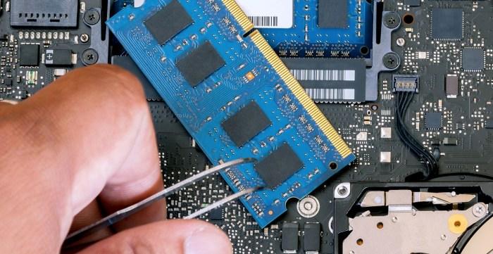Cosas que debes tomar en cuenta antes de comprar una laptop (III): RAM
