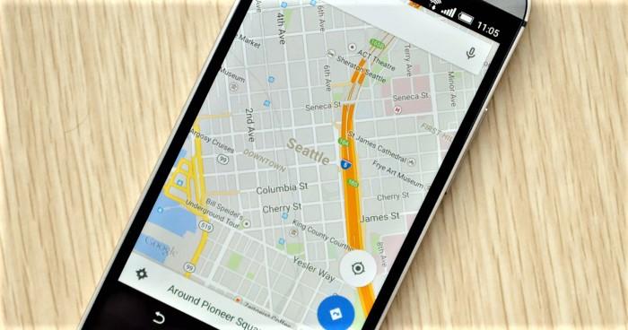 Ya puedes marcar el lugar donde estaciones en Google Maps
