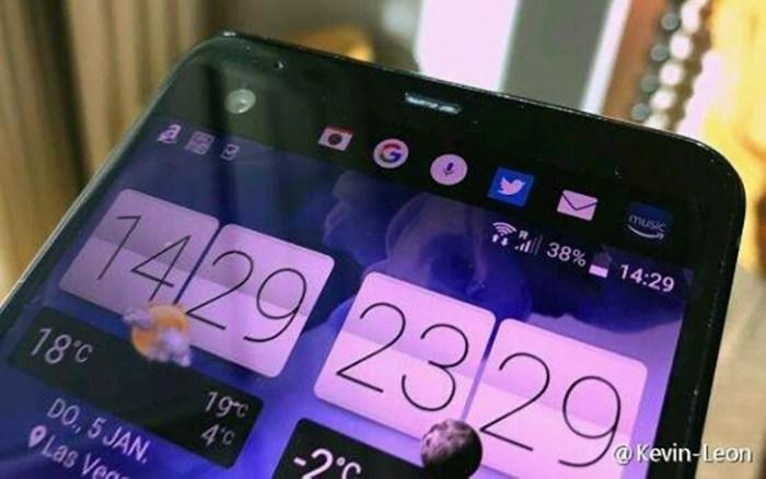 La próxima phablet de HTC sería una fusión entre un LG y Samsung