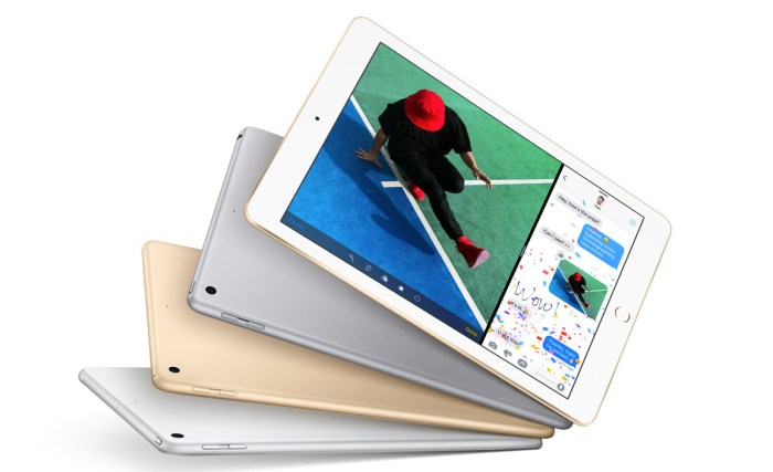 El nuevo iPad sigue de oferta en tienda local