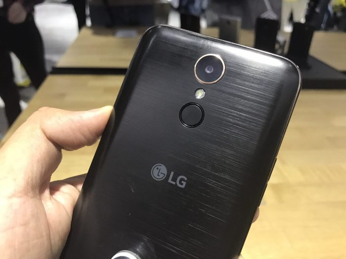 (Video) Primer vistazo al LG K10 2017