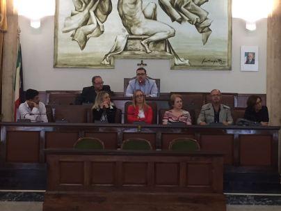 La simulazione del Consiglio Comunale