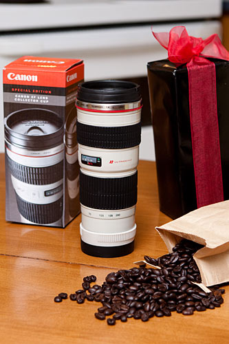 Canon Lens Mug Purchased in Canada canonlensmug
