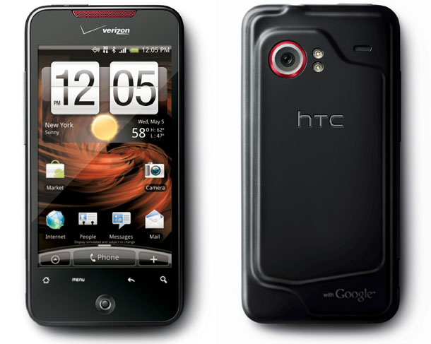 HTC Incredible Boasts 8MP Camera htcincredible