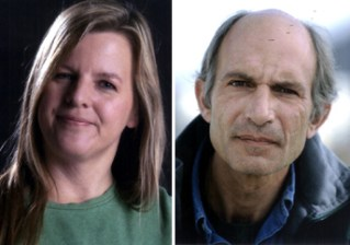 Photo Pulitzer Prize Winners: Mary Chind and Craig F. Walker mugs