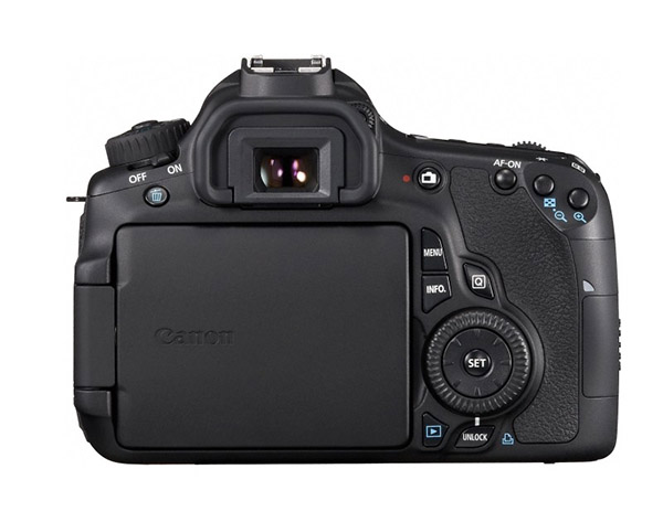 Canon Unveils the 60D: HD Video Recording and a Swivel Screen canon60D3