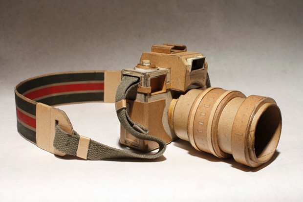 Cardboard Cameras by Kiel Johnson cardcam1