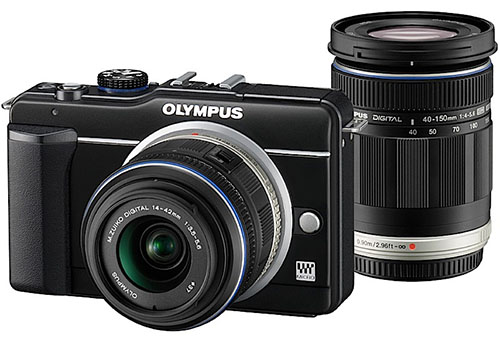 Olympus E PL1s Brings Worlds Lightest EVIL Camera to Japan epl1s