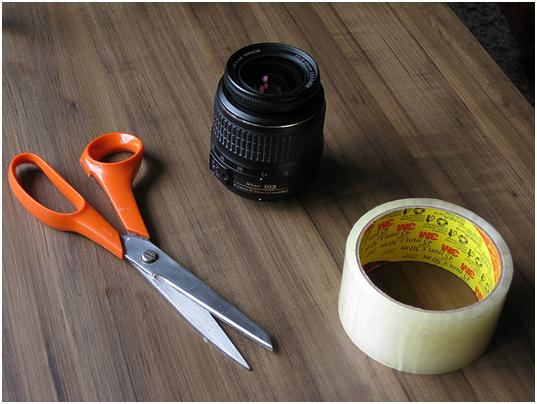 How to Give Your Photos a Dreamy, Lo Fi Look Using Scotch Tape dreamy2