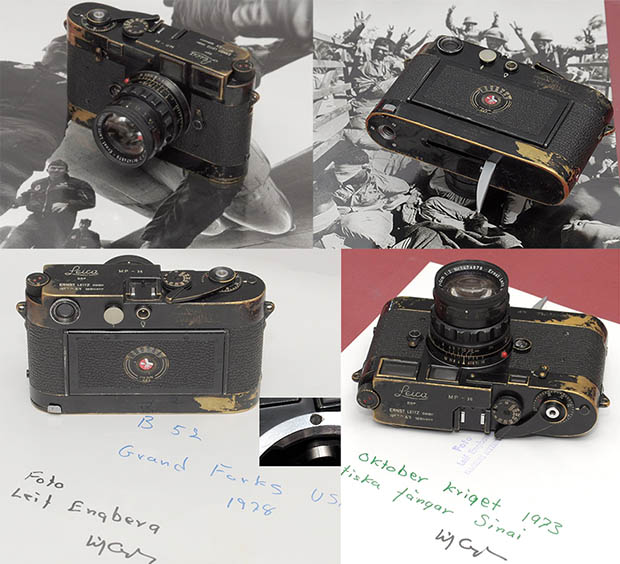 Leica MP 36 Owned by Famous Photographer Listed on eBay for $104K famousleica