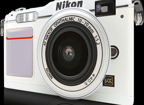 Nikon Rumored to Announce Mirrorless Pro Camera in April 2011 nikonevi