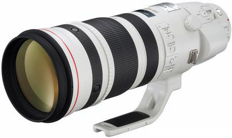 Canon 200 400mm Lens to Include a Built in Switchable 1.4x Teleconverter canon20040