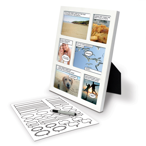 Turn Your Picture Frame into a Comic FRAM 1296