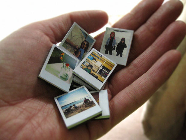 Turn Your Photos into Cute Polaroid Magnets for Your Fridge polaroidmagnets