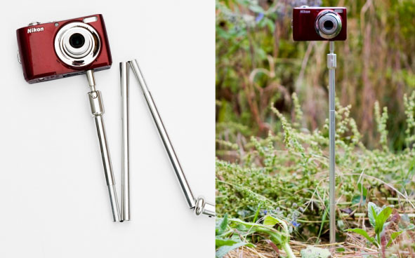 Twig Pod is a Tent Rod style Monopod twigpod