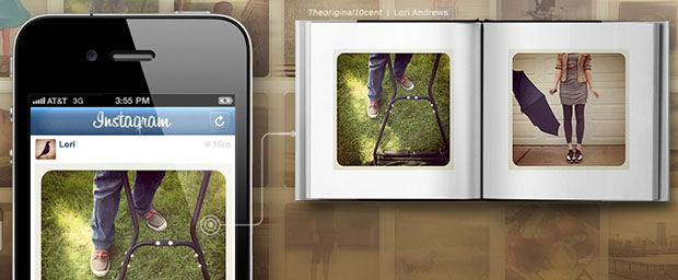 Instant Instagram Books by Blurb instantinstagram