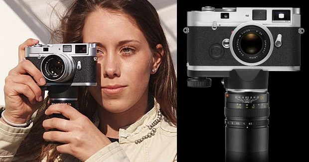 Leica Lens Holder Lets You Use Your Backup Lens for Stabilization leicalensholder
